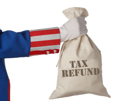 Income Tax Refund 2013